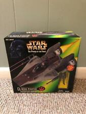 STAR WARS REBEL A-WING FIGHTER 1997 Power of the Force Kenner Action Figure NEW