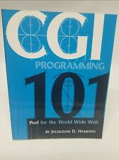 CGI Programming 101: Programming Perl For WWW & Learning Perl