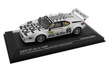 BMW M1 Gr.4 (1980) Le Mans 1:43 Rousselot / Ferrie