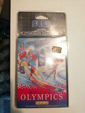 Winter Olympics 94 -Sega Megadrive neuf sous blister rigide! NEW Sealed!