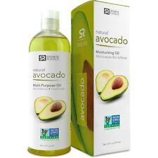 Pure Avocado Oil 16oz 100% Natural Food Grade & Non-Gmo Verified Uv Resistant