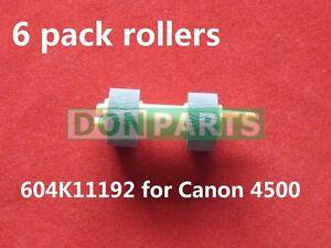 6x Pickup Roller For Xerox 4500 604K11192 NEW