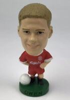 "Corinthian Prostars Liverpool Michael Owen PRO053 1999 Football Figure Soccer 3"""