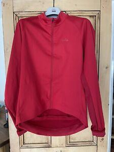 Rapha Core Winter Jacket Red XXL