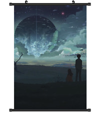 4023 Anime 5 Centimeters Per Second Byosoku 5 cm wall Poster Scroll