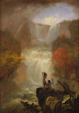 """Jerome B. Thompson : """"Song of the Waters"""" (c.1870) — Giclee Fine Art Print"""
