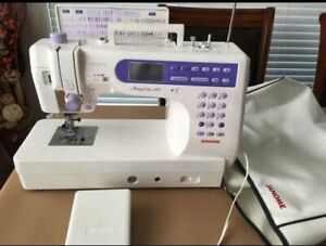 Janome Memory Craft 6500 Sewing and Quilting Machine