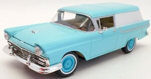 Tomy 1/24 Scale 53099D - 1957 Ford Courier Sedan Delivery - Blue