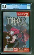 Thor God of Thunder 19 CGC 8.5 VF+  1st Minotaur (Dario Agger) Mislabeled Marvel