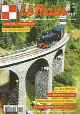 LE TRAIN N° 217 BB 427013 MEHANO EN HO/BB 827300/150 X MINITRIX/VOITURES-SALON