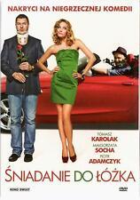Sniadanie do lozka (DVD) 2010 Karolak, Socha, Adamczyk POLSKI POLISH
