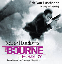 Robert Ludlum's The Bourne Legacy by Eric van Lustbader - audio CD, abridged NEW