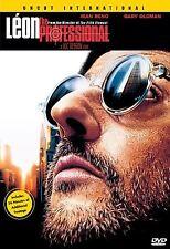 LEON THE PROFESSIONAL DVD Uncut International Version PORTMAN RENO BESSON