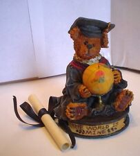 Boyds-Victor the Graduate-#2277709-1st Edition-The Bearstone Collection (Bb12)