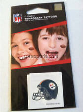 Pittsburgh Steelers Pack of 4 Temporary Tattoos
