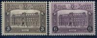 Belgio 1929 Mi. 3, 6 Nuovo * 100% Ufficio postale principale a Bruxelles