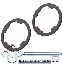 Ford Ranger Econoline Van Door Lock Gasket Pair