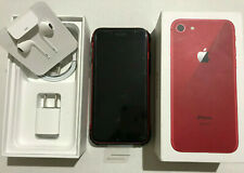 """AppleⓉiPhone 8- Product(Red)- 64GB- (GSM Unlocked)- 4.7""""-A1905 Smartphone NIB"""