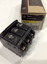 Thql32070 Ge Circuit Breaker 3 Pole 70 Amp 240V New (Box Of 3)