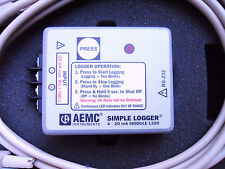 AEMC Simple Logger L320 DC Current (4-20mA DC Input) New In Box