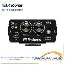 PreSonus HP2 Personal Audio In Ear Monitor