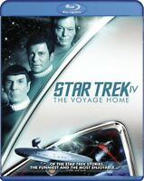 Star Trek Iv: The Voyage Home [New Blu-ray] Rmst, Subtitled, True-Hd, Widescre