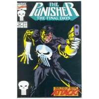 Punisher (1987 series) #54 in Very Fine + condition. Marvel comics [*xk]