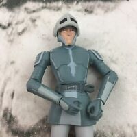 Star Wars Mandolorian Police Officer Hasbro 2010 3.75 Action Figure Clone Wars