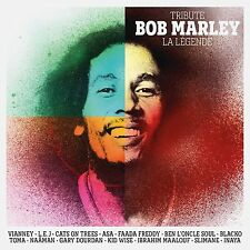 CD + DVD TRIBUTE BOB MARLEY LA LEGENDE NEUF EMBALLE