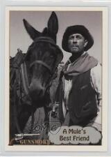 1993 Pacific Gunsmoke #98 A Mule's Best Friend Non-Sports Card 0b6