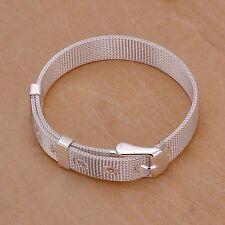 Bettelarmband Gürtel Armband Gürtelarmband Damen Geschenk versilbert Art 925 - 7