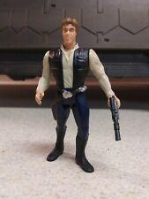 Star Wars Han Solo Kenner 1995 POTF 3.75 Action Figure