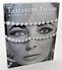 Elizabeth Taylor My Love Affair with Jewelry 1st Edition HBDJ STILL SEALED NEW!