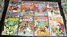 Marvel The Mighty Thor Lot of 14 VF-NM 433 441 445 446 455 474 475 More Movie