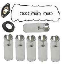 BMW e86 z4 e90 e91 e92 328xi e83 x3 528i Valve Cover Gasket spark plug tube sea