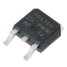 IRFR5305 Transistor P-MOSFET 55V 31A 110W TO252AA