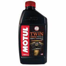 Motul 4T Twin Synthetic Motorcycle Oil 108061