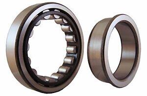 NJ306 Premium Quality Single Row Cylindrical Roller Bearing 30x72x19mm