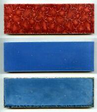 3 border tiles by Pilkington's, 1910-1930s