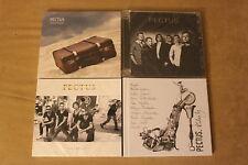 Pectus - 4CD SET Pectus, Stos Praw, Siła Braci, Kobiety Polish Release Sealed