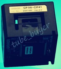 Omron CP1W-CIF41 CP1WCIF41 New and good