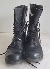 US Army or Marine Corps Corcoran Black Paratrooper Jump Boots size 7 1/2 E