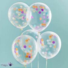 Articles de fête transparents pour la maison, pour anniversaire de mariage