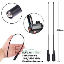2X NA-771 High Gain SMA-Female Radio Handheld Antenna for Baofeng UV-5R KG-UVD1