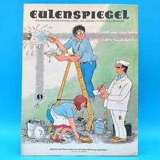 Eulenspiegel 40/1986 | DDR-Wochenzeitung für Satire und Humor | Geburtstag C