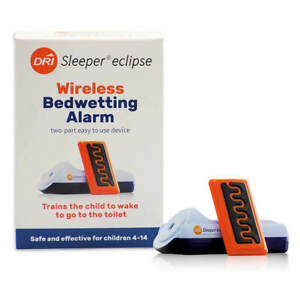 DRI Sleeper Eclipse Wireless Bedwetting Alarm - Children's Bed Wetting Alarm