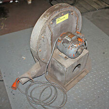 Forge Furnace Combustion Air Blower 3 Phase 1HP