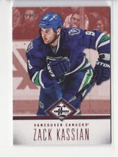 2012-13 Limited #15 Zack Kassian /299 Base Card - Flat S/H
