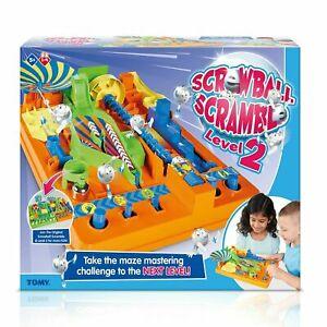 Tomy Screwball Scramble Level 2 - 1+ Players