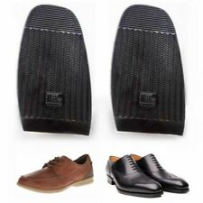 1 Pair Soltrack DIY Stick on HEELS Soles BOOTS Shoe Repair Anti-slip Rubber Grip